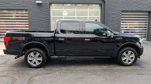 2018 Ford F-150 for sale at Mercedes-Benz of North Olmsted in North Olmsted OH