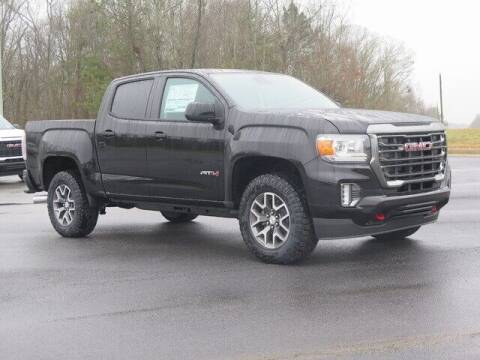 2021 GMC Canyon for sale at HAYES CHEVROLET Buick GMC Cadillac Inc in Alto GA