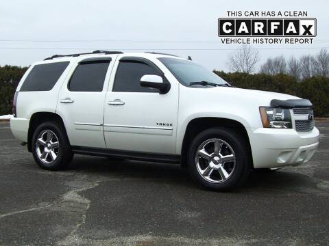2011 Chevrolet Tahoe for sale at Atlantic Car Company in East Windsor CT