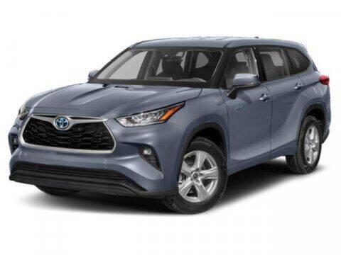 2022 Toyota Highlander Hybrid for sale in Glen Mills, PA