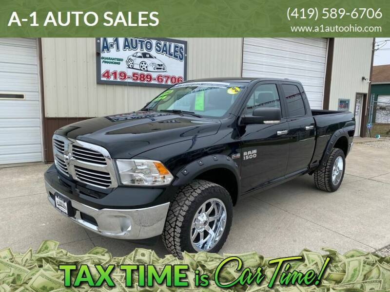 2016 RAM Ram Pickup 1500 for sale at A-1 AUTO SALES in Mansfield OH