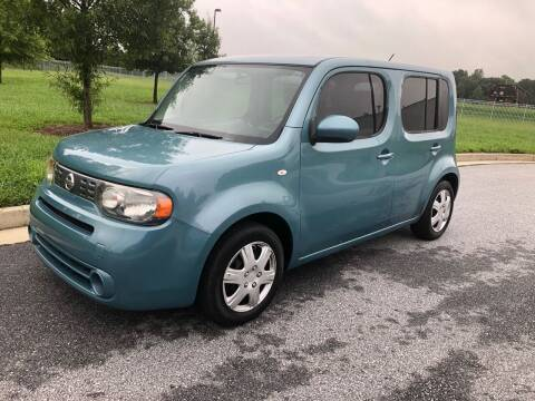 2011 Nissan cube for sale at GTO United Auto Sales LLC in Lawrenceville GA
