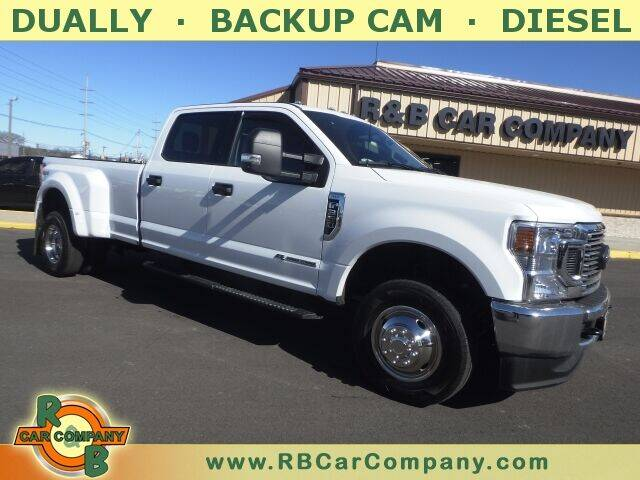 2020 Ford F-350 Super Duty for sale at R & B CAR CO - R&B CAR COMPANY in Columbia City IN