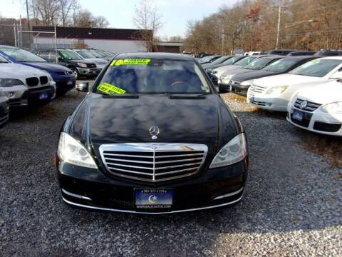 2010 Mercedes-Benz S-Class for sale at Balic Autos Inc in Lanham MD
