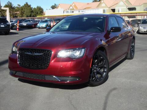 2019 Chrysler 300 for sale at Best Auto Buy in Las Vegas NV