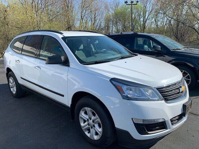 2017 Chevrolet Traverse for sale at Lighthouse Auto Sales in Holland MI