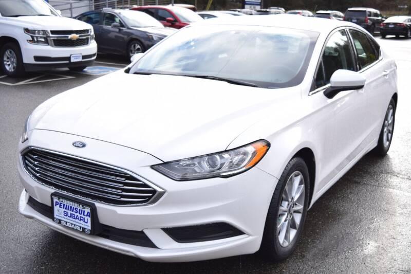 2017 Ford Fusion for sale in Bremerton, WA
