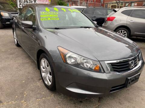 2009 Honda Accord for sale at James Motor Cars in Hartford CT