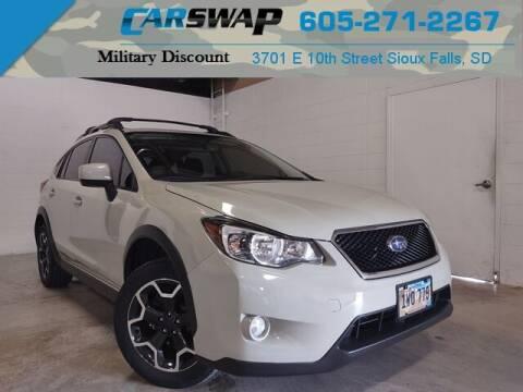2014 Subaru XV Crosstrek for sale at CarSwap in Sioux Falls SD