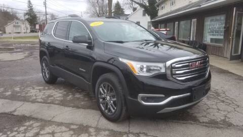 2019 GMC Acadia for sale at Motor House in Alden NY