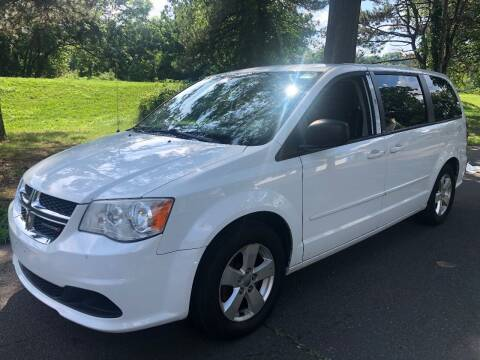 2013 Dodge Grand Caravan for sale at Morris Ave Auto Sale in Elizabeth NJ