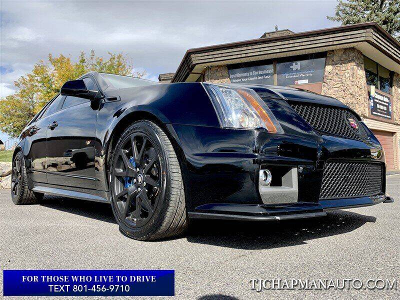 2012 Cadillac CTS-V for sale in Salt Lake City, UT
