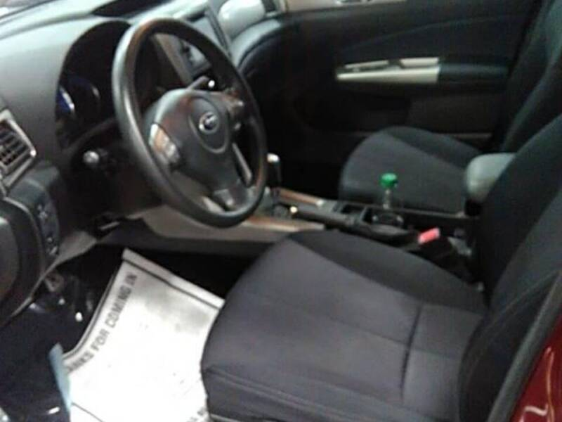 2009 Subaru Forester AWD 2.5 XT 4dr Wagon 4A - Batavia IL