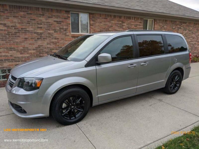 2019 Dodge Grand Caravan for sale at LEE MOTORSPORTS INC in Mount Clemens MI