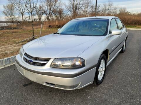 2003 Chevrolet Impala for sale at DISTINCT IMPORTS in Cinnaminson NJ