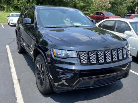 2018 Jeep Grand Cherokee for sale at Stearns Ford in Burlington NC