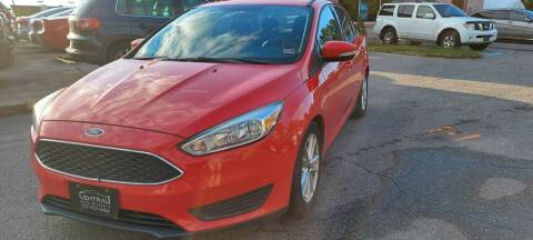 2015 Ford Focus for sale at Central 1 Auto Brokers in Virginia Beach VA