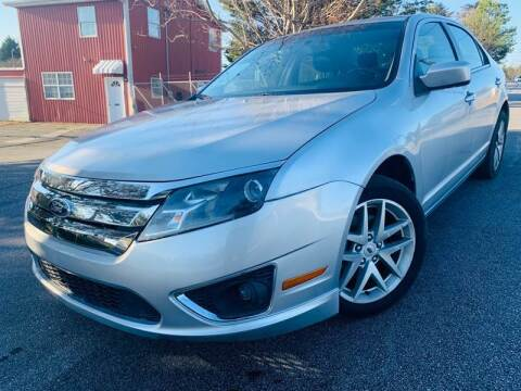 2012 Ford Fusion for sale at Atlanta United Motors in Buford GA