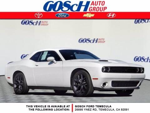 2019 Dodge Challenger for sale at BILLY D SELLS CARS! in Temecula CA