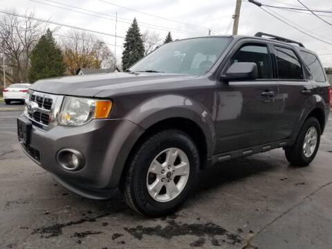 2011 Ford Escape for sale at DALE'S AUTO INC in Mt Clemens MI