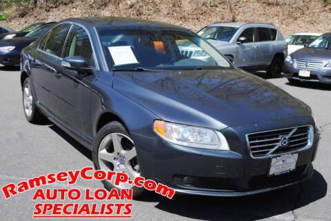 2009 Volvo S80 for sale at Ramsey Corp. in West Milford NJ