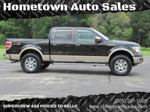 2011 Ford F-150 for sale at Hometown Auto Sales - Trucks in Jasper AL