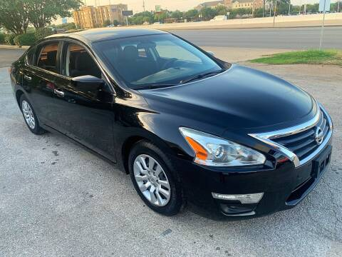 2014 Nissan Altima for sale at Austin Direct Auto Sales in Austin TX