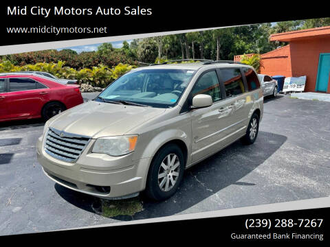 2009 Chrysler Town and Country for sale at Mid City Motors Auto Sales in Fort Myers FL