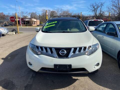 2010 Nissan Murano for sale at Automotive Center in Detroit MI