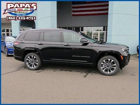 2021 Jeep Grand Cherokee L for sale at Papas Chrysler Dodge Jeep Ram in New Britain CT