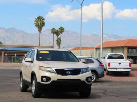 2011 Kia Sorento for sale at Jay Auto Sales in Tucson AZ