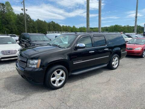 2010 Chevrolet Suburban for sale at Billy Ballew Motorsports in Dawsonville GA