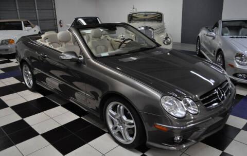 2008 Mercedes-Benz CLK for sale at Podium Auto Sales Inc in Pompano Beach FL