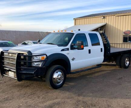 2014 Ford F-550 Super Duty for sale at Motorsota in Becker MN