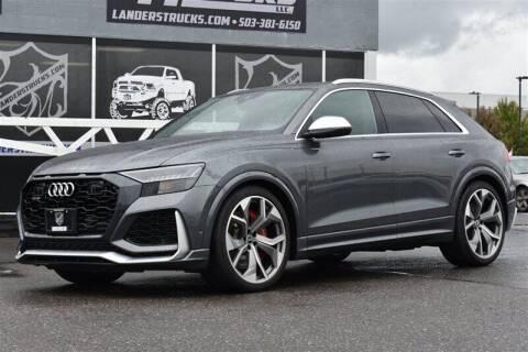 2021 Audi RS Q8 for sale at Landers Motors in Gresham OR