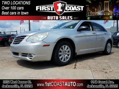 2010 Chrysler Sebring for sale at 1st Coast Auto -Cassat Avenue in Jacksonville FL