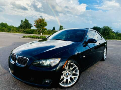 2009 BMW 3 Series for sale at FLORIDA MIDO MOTORS INC in Tampa FL