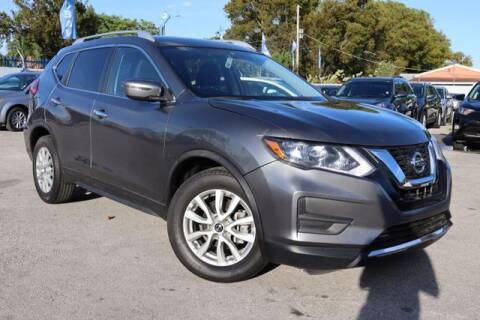 2017 Nissan Rogue for sale at OCEAN AUTO SALES in Miami FL