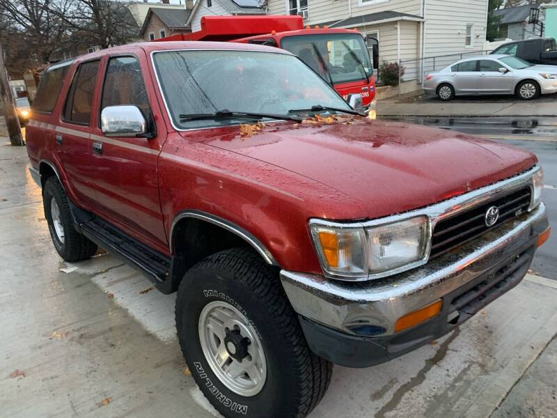 1992 Toyota 4Runner for sale at White River Auto Sales in New Rochelle NY