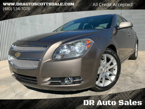 2011 Chevrolet Malibu for sale at DR Auto Sales in Scottsdale AZ