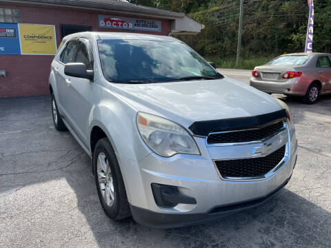 2011 Chevrolet Equinox for sale at Doctor Auto in Cecil PA