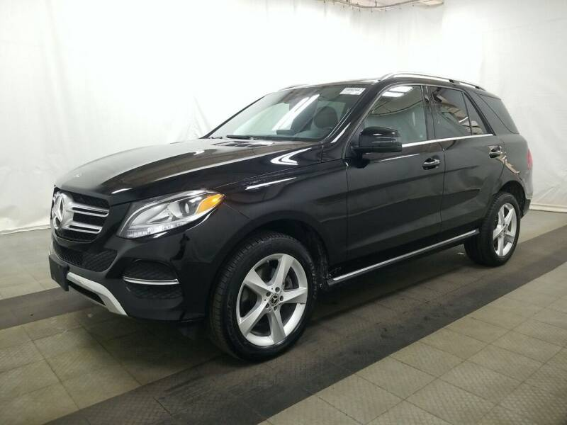 2018 Mercedes-Benz GLE for sale at SILVER ARROW AUTO SALES CORPORATION in Newark NJ