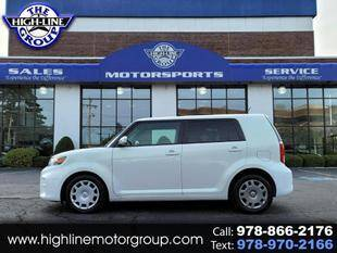 2014 Scion xB for sale at Highline Group Motorsports in Lowell MA