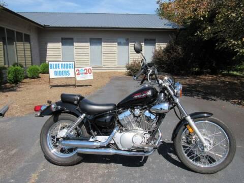 2011 Yamaha V-Star 250 for sale at Blue Ridge Riders in Granite Falls NC