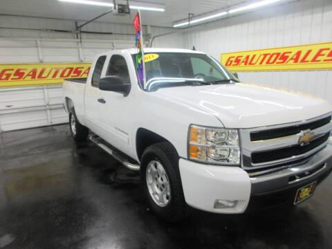 2011 Chevrolet Silverado 1500 for sale at G and S Auto Sales in Ardmore TN
