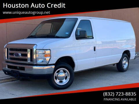 2012 Ford E-Series Cargo for sale at Houston Auto Credit in Houston TX