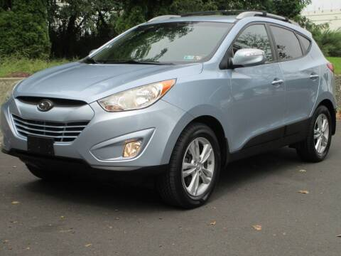 2013 Hyundai Tucson for sale at PA Direct Auto Sales in Levittown PA