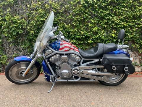 2003 Harley davidson V-ROD for sale at San Diego Auto Solutions in Escondido CA