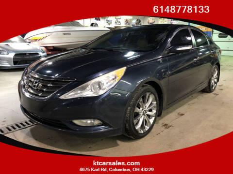 2012 Hyundai Sonata for sale at K & T CAR SALES INC in Columbus OH