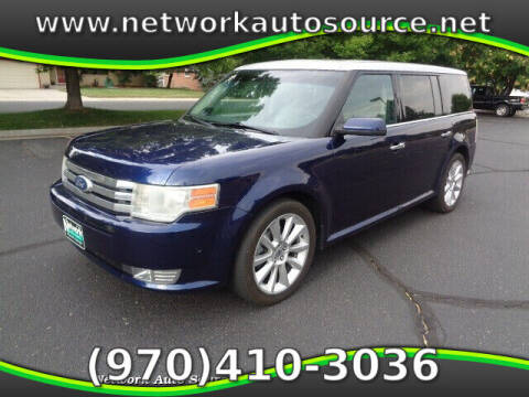 2011 Ford Flex for sale at Network Auto Source in Loveland CO